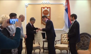 Televizija Pomoravlje poseta ambasadora Belgije2