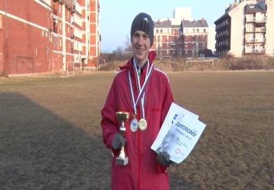 Две нове медаље Алексе Милановића