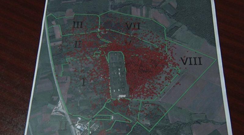 План разминирања локација на територији општине Ћуприја