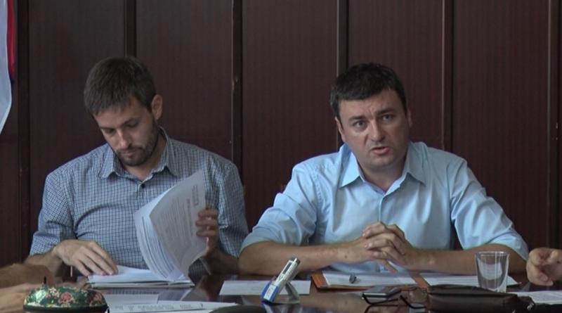 Председник Ерић о решавању проблема водоснабдевања