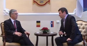 Televizija Pomoravlje poseta ambasadora Belgije1